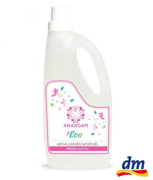 anandam eco hipoallergen mosogel puder illattal